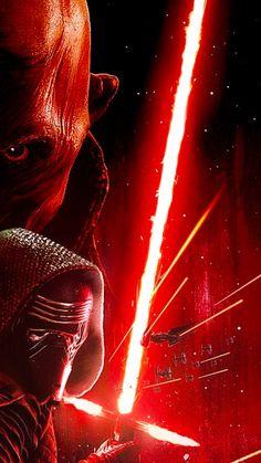 The Dark Side... Star Wars Kylo Ren, Star Wars Clone Wars, Star Wars Art, Knights Of Ren, Fantastic Voyage, The Time Machine, Star Wars Tattoo, Star Wars Pictures, Star Wars Wallpaper