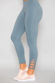 bb6bb682cb926 28 Best blue leggings images   Blue fashion, Blue trousers, Cobalt ...