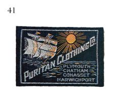 Puritan - 50+ Garment Labels - LA Times Magazine