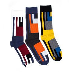 Drafter Sock Pack // Set Of 3