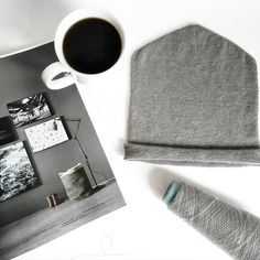 4 тончайшие нити ↪мягчайшее полотно↪Самая Легкая Шапка на свете! ⤵ 100% мягчайший итальянский кашемир  #loropiano #lpcashmere ⤵ 100%… Easy Knitting, Couture Facile