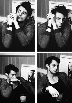 Matthew Goode photographed by Tomas Falmer