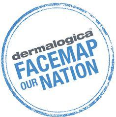 En juin et juillet les experts #Dermalogica  effectueront des analyses de peau partout dans le monde. Face Map Our Nation permettra de récolter des dons pour soutenir la lutte contre le #Cancerdelapeau.