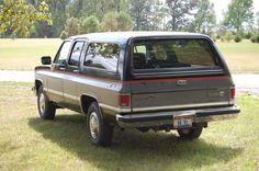 1986 Chevrolet Suburban C20 454