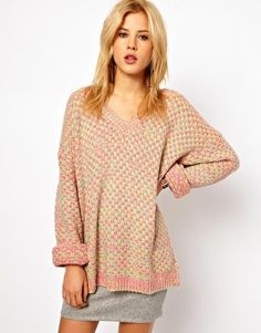 Discover women's jumpers & cardigans at ASOS. Shop from a range of jumpers, cardigans and sweaters available from ASOS. Jumpers For Women, Cardigans For Women, On The High Street, Knitwear, What To Wear, Asos, Tunic Tops, Photoshoot, Street Style