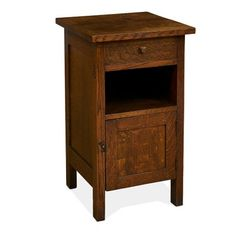 The Roycrofters for the Grove Park Inn nightstand 18 Woodworking Books, Popular Woodworking, Grove Park Inn Asheville, East Aurora, Roycroft, Arts And Crafts Furniture, 4 H, Craftsman Style, Nightstand