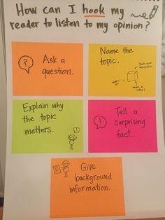 Argumentative Writing, Informational Writing, Persuasive Writing, Essay Writing, Writing Rubrics, Paragraph Writing, Kindergarten Writing, Teaching Writing, Writing Mini Lessons
