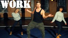 Work - The Fitness Marshall - Cardio Hip-Hop  Love this routine