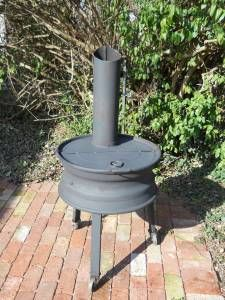Unique Patio Stoves (Springfield MO) $100.00 Jet Stove, Stove Oven, Rim Fire Pit, Fire Pits, Portable Stove, Outdoor Stove, Stove Fireplace, Rocket Stoves, Wood Burner