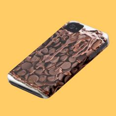Chocolate Wasted Cake iPhone case Tough Iphone 4 Cover