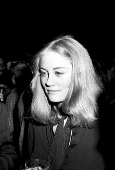 Cybill Shepherd photographed by Waring Abbott in New York City, 1974