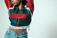 Tommy Hilfiger Windbreaker Jacket – Designs By B. Nicole