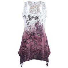 Lace Panel Vest - Naisten toppi - Innocent - Tuotenumero  206661 - alkaen  22 3584569d29