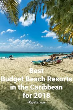 Prime beachfront real estate in the Caribbean need not equal prohibitively high hotel rates. From Jamaica to Barbados, here are eight affordable beach resorts in the Caribbean.