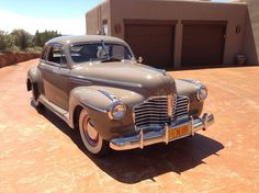 1941 Buick 46S Special