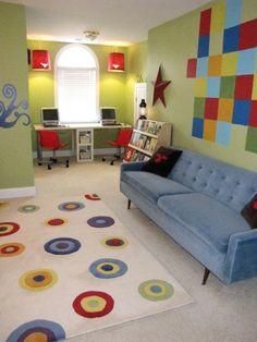 Unisex Playroom/Lounge