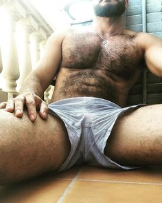 "1,290 Likes, 18 Comments - The Hairy Hunk (@thehairyhunk) on Instagram: ""Featuring @xuxo36 