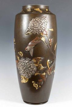 is your home for the most beautiful antiques on earth: antique furniture, fine jewelry, fashion and art from the world's best dealers. Japanese Wagashi, Japanese Vase, Japanese Ceramics, Japanese Painting, Japanese Tea Ceremony, Metal Vase, Fruit Art, Tile Art, Antiquities