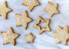 Hazelnut Sugar Cookies
