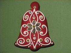 Gyöngyös Mézes Manufaktúra Ginger Bread, Cookie Jars, Decorative Bells, Biscuits, Honey, Cookies, Christmas Ornaments, Holiday Decor, Crack Crackers