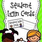 This is a great tool for all teachers.  Our students so often forget their username and login for the computer.  These handy little login cards can...