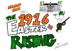 Great Easter Rising animation from Irish teacher - Ireland Calling Ireland 1916, Love Ireland, History Lesson Plans, Easter Rising, Battle Cry, Story Of The World, Irish Celtic, Happy Easter, Animation