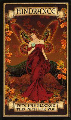 Oraculo Madame Endora: Obstáculo - La magia del Tarot