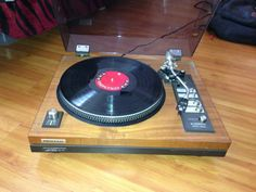 Pioneer PL 71 Vintage Direct Drive Turntable Record Player | eBay