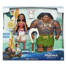 Disney Moana Adventure Collection hours of entertainment