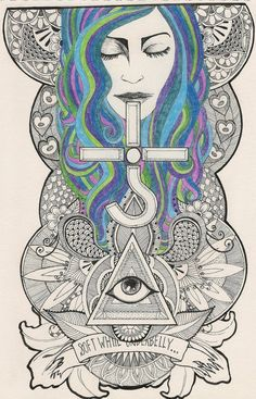 ☯☮ॐ American Hippie Psychedelic Classic Rock Music Retro Vintage ~ Blue Oyster Cult
