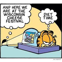 Diet is 'die' with 't'