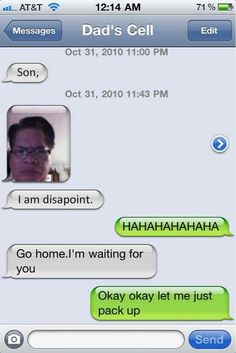 101 Funny Text Messages