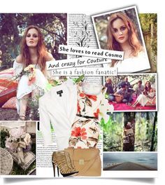 """""""leighton meester"""" by poeticprincess ❤ liked on Polyvore"""