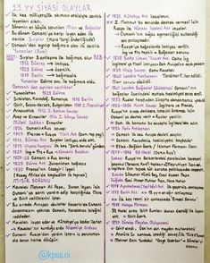 Yeni notunuz #kpss #kpssci #kpss2018 #kpsslisans #kpssönlisans - #kpss #kpss2018 #kpssci #kpsslisans #kpssönlisans #notunuz #yeni Funny History Facts, World History Facts, Black History Facts, Strange History, Art History, Ancient Egypt History, Scotland History, History Education, School Humor