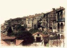 Detalle de Béjar. Siglo XIX, Béjar