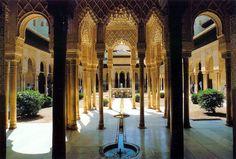La Alhambra- Granada