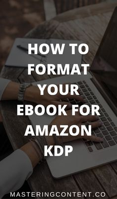 Formatting a book can be such a pain! But with this easy to follow guide, you'll have your book formatted for kindle in under an hour! Ready to publish your book? Let's get started!