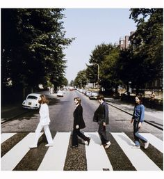 The Abbey Road Session, The Complete Set, 8 August 1969 Photo Iain Macmillan d