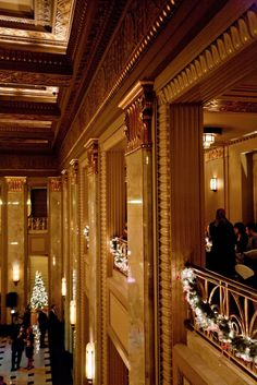 Peabody Opera House Weddings (Grand Lobby)- Photo courtesy of www.carykleinphotography.com