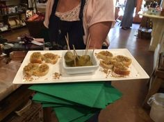 Local Roots Food Tours: The Spice Tin tastings…yum!