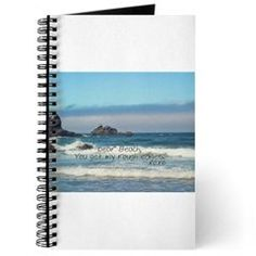 Love Notes To The Beach Rough Edges Journal