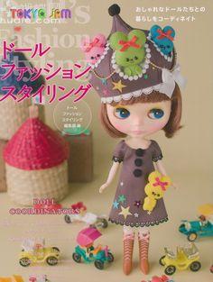 VN Dollsfashionstyling-11 Vetements poupées japonaises