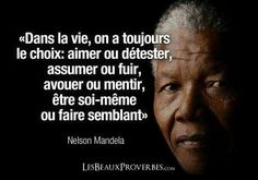Franch Quotes : Nelson - The Love Quotes The Words, Cool Words, Positive Mind, Positive Attitude, Top Quotes, Life Quotes, Success Quotes, Quote Citation, Quote Of The Week