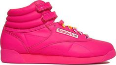 10. Best Neon Colour-ok Neon Pink is the best but these might take the prize for best high tops!! #KickinItAppleCheeks