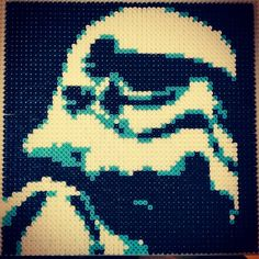 Star Wars perler bead art by sunnystar66