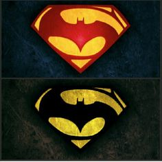 Superman/batman logo