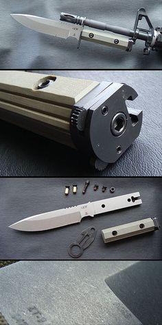 Knives - ZeroTolerence ZT9 M4 Bayonet