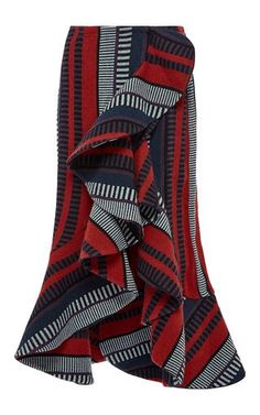 M'O Exclusive Alexia Skirt by Johanna Ortiz Latest African Fashion Dresses, African Dresses For Women, African Attire, African Women, African Print Skirt, African Print Dresses, African Print Fashion, Mode Inspiration, Mode Style