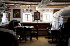 magyar ház belső
