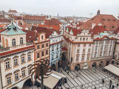 The beautiful #city of #Prague in the #CzechRepublic, #Europe